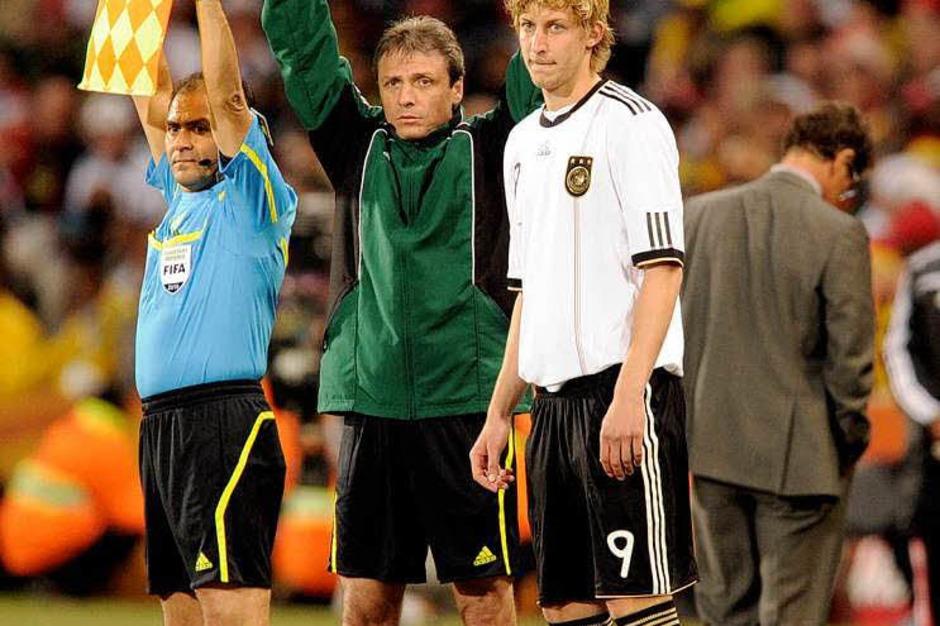 WM-Debüt für Kießling (Foto: ddp)