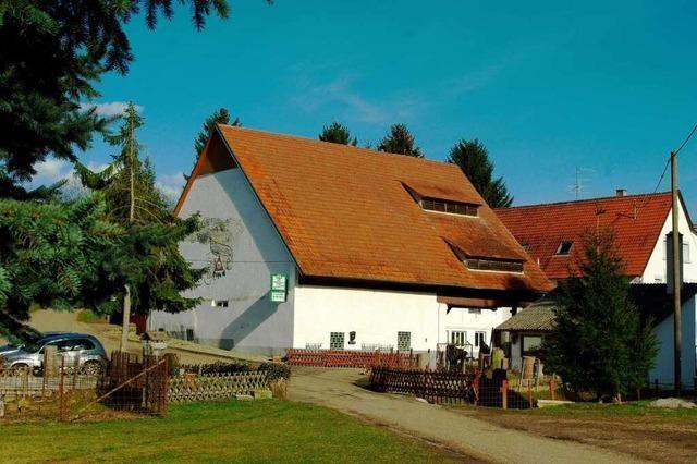 Einkehr in der Natur in der Riedmühle Oberschopfheim