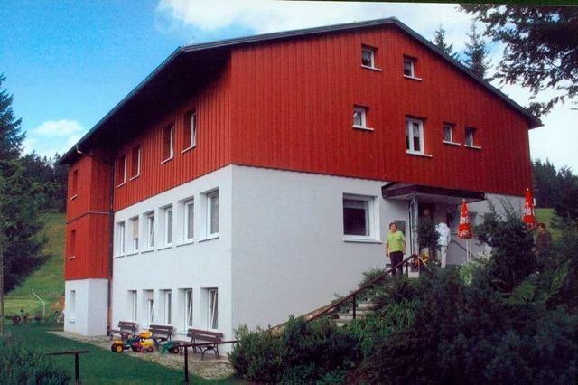 Das Naturfreundehaus Gersbach ist mehr als ein Schullandheim
