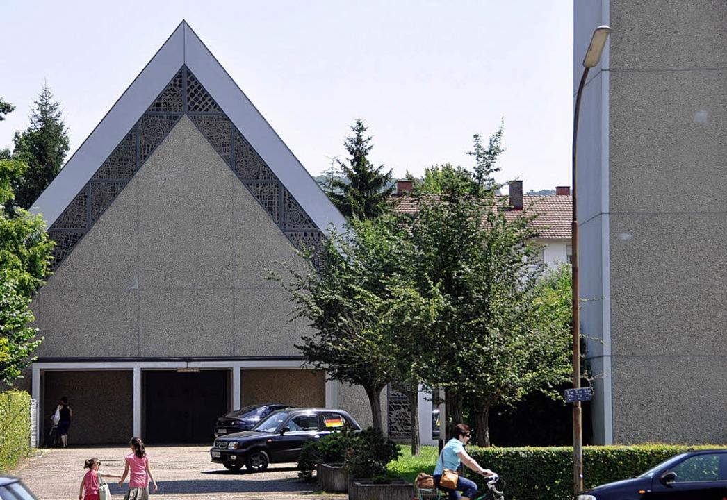 Was aus der Kirche Heilige Familie wer...erten Pfarrgemeinderats St. Fridolin.   | Foto: Gra