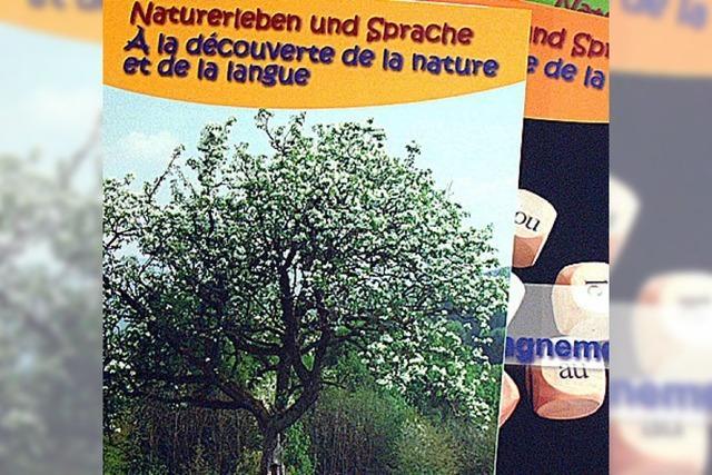 Eine Natur, zwei Sprachen, ein Projekt