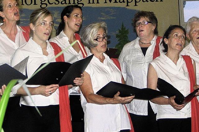 Ältester Gesangverein Badens bietet zum 180. Geburtstag Vielfalt