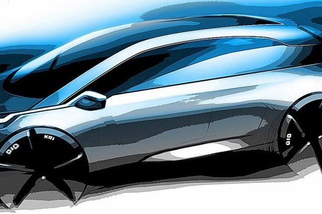 Elektro-BMW soll leicht und komfortabel sein
