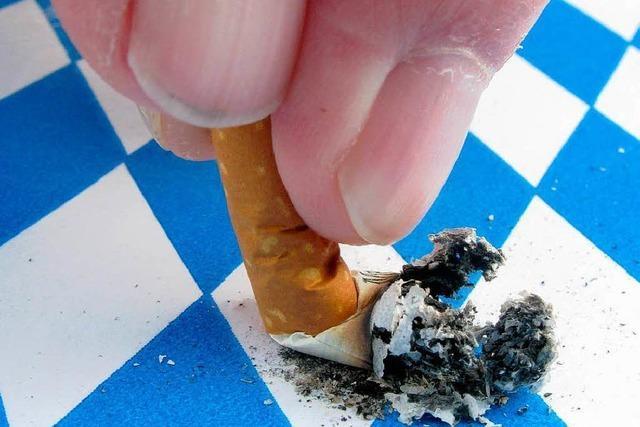 Ausgequalmt: Bayern bekommt ein striktes Rauchverbot