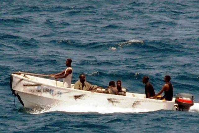 Vor Nigeria entführte Seeleute frei