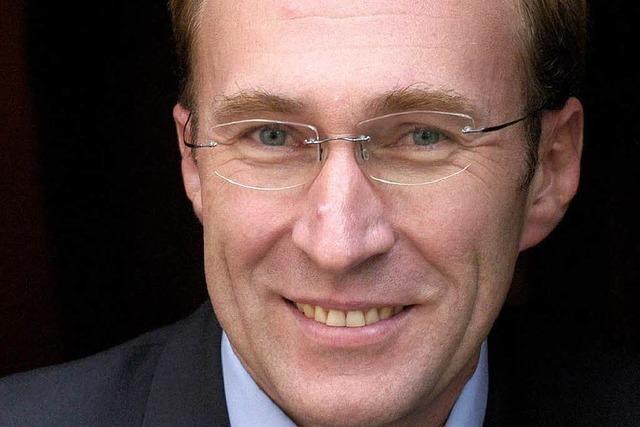 Grüne schlagen Martin Haag als Baubürgermeister vor