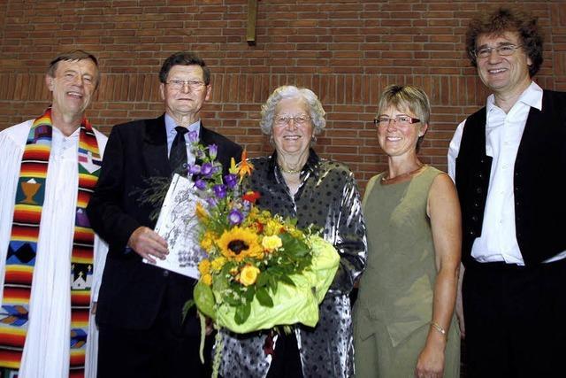 65 Jahre an der Orgel