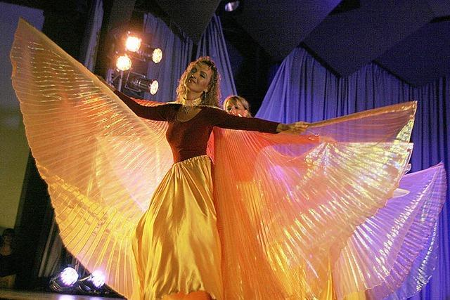Der Zauber und Magie des orientalischen Tanzes
