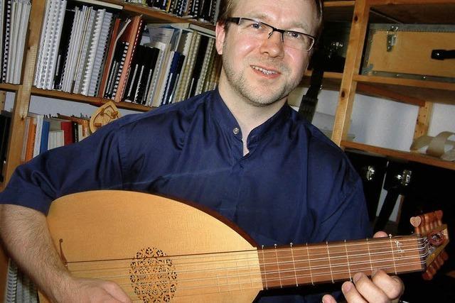 Marc Lewon: Halb Musiker, halb Forscher