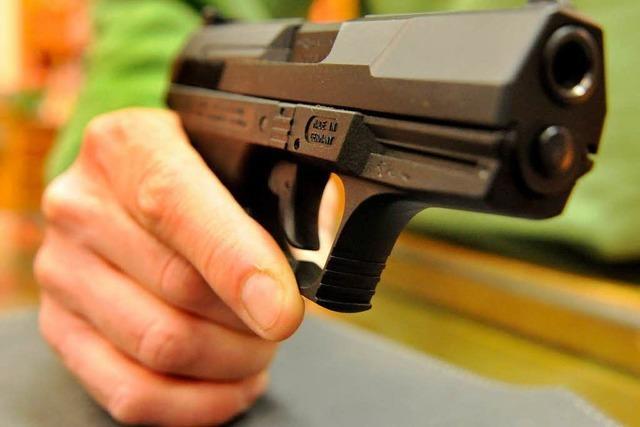 Neue Geldquelle – Stuttgart führt Waffensteuer ein