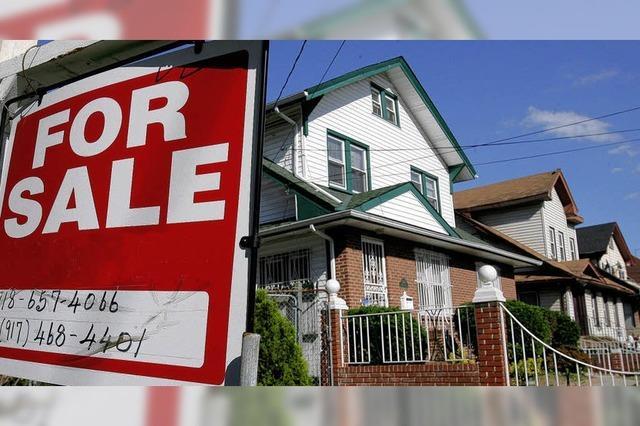 Der Krebs der Immobilienkrise