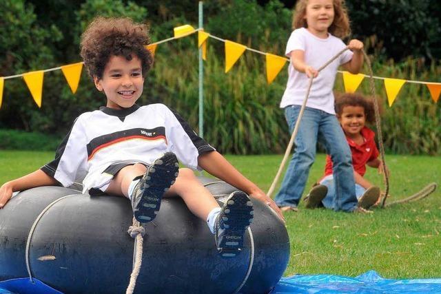 Ferienpass: Stadt bietet ein buntes Spaßprogramm für Kinder
