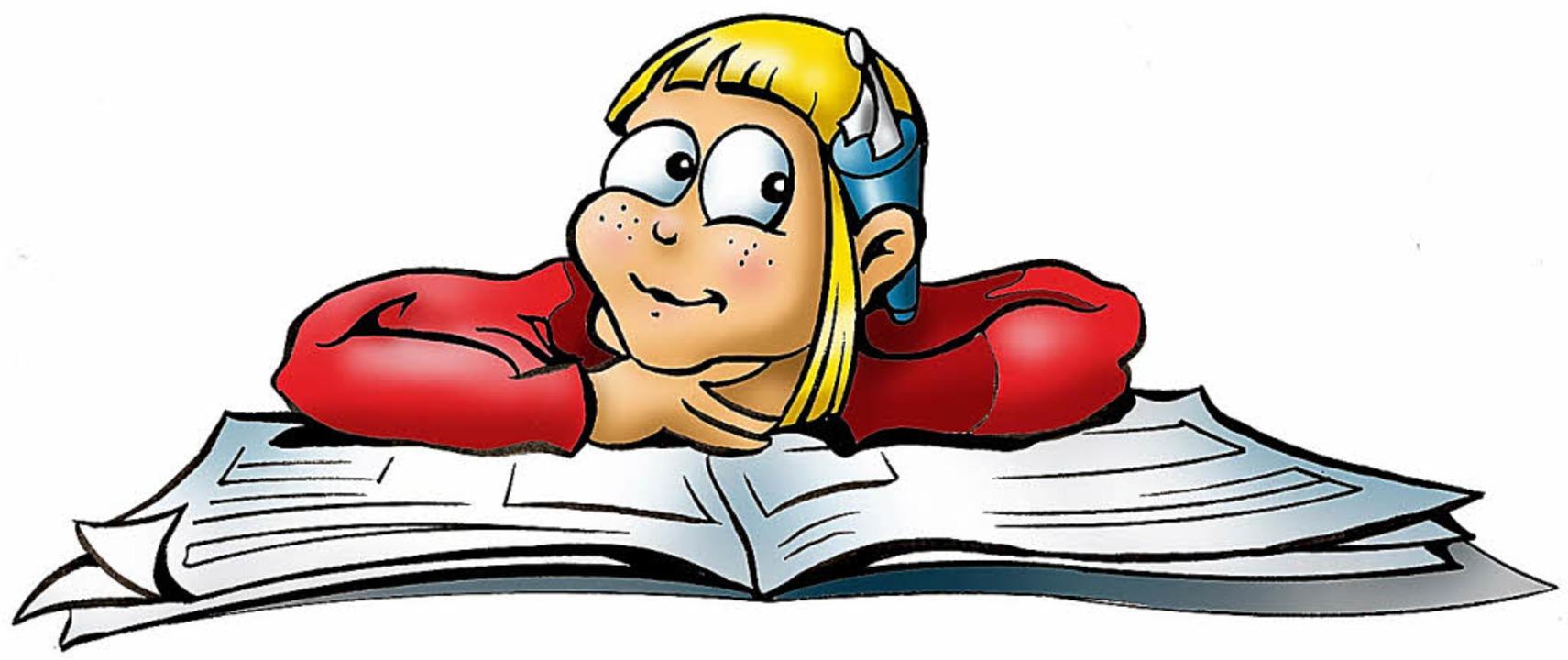 Vorlesen Comic