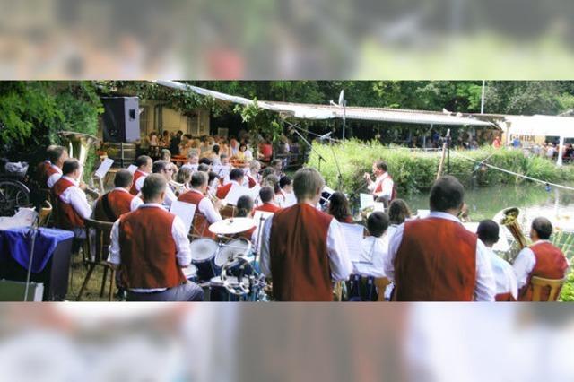 Gelungenes Fischerfest am Angelsee