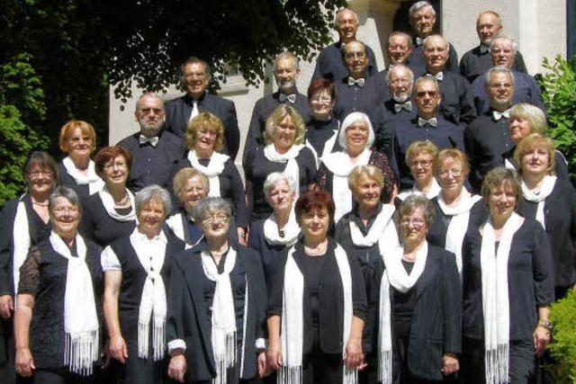 Pfarrer gründete den Chor