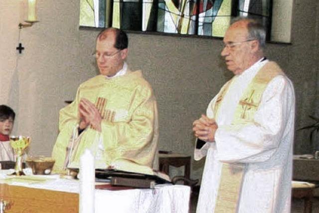 Vorbereitung auf Pfarrerwechsel