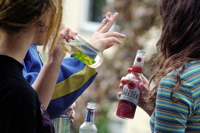 Den Alkohol ungemütlich machen