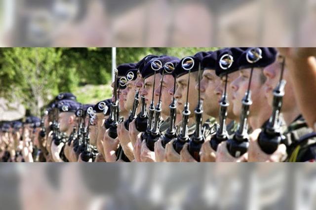 Deutsch-Französische Brigade beteiligt sich im zweiten Halbjahr 2010 an der Nato Response Force