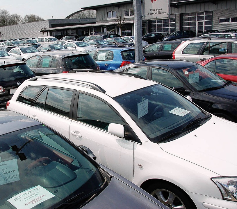 Der Autohändler AHG führt das Autohaus Geiger weiter.  | Foto: hsl