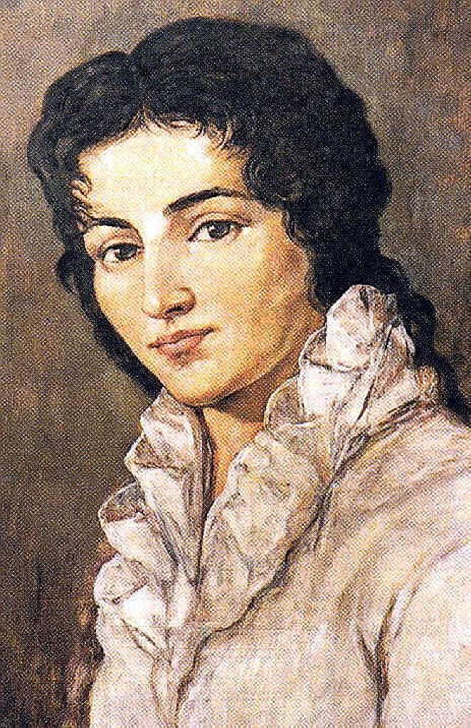 joseph lange portrait mozart