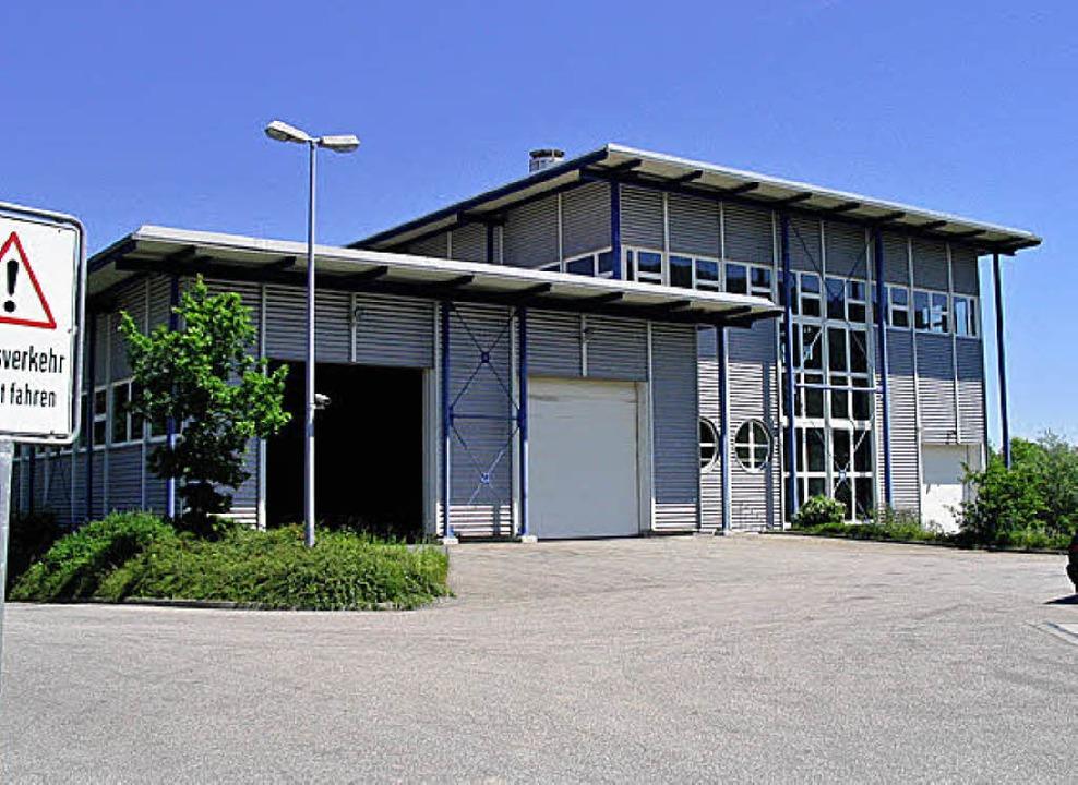 Die Klärschlammtrocknungsanlage in Bad Säckingen.   | Foto: archivfoto: filz