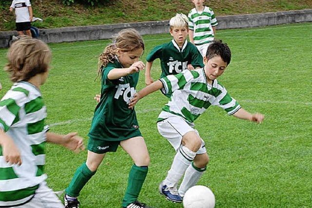 Fußball für Afrika-Hilfe