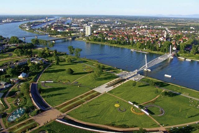 Straßburg und Kehl wachsen zusammen