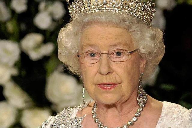 Die Queen muss sparen