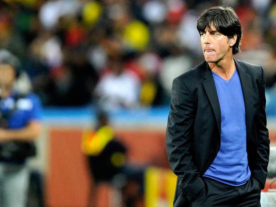 Joachim Löw – bleibt er dem DFB nach der WM als Bundesjogi erhalten?  | Foto: ddp