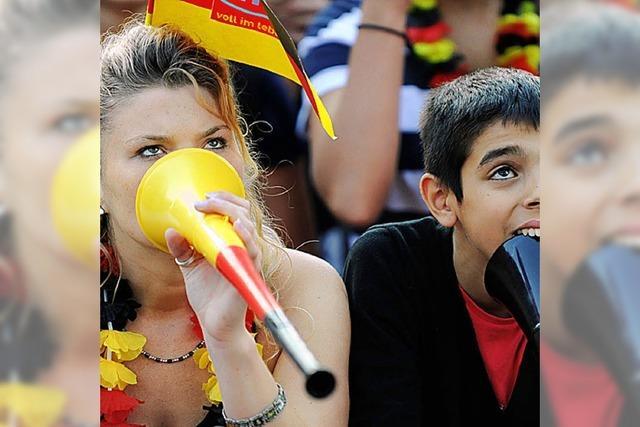 TORHEITEN: Vuvuzelas sind noch von Nutzen