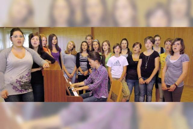 Erfolgreicher Start für Jugendchor