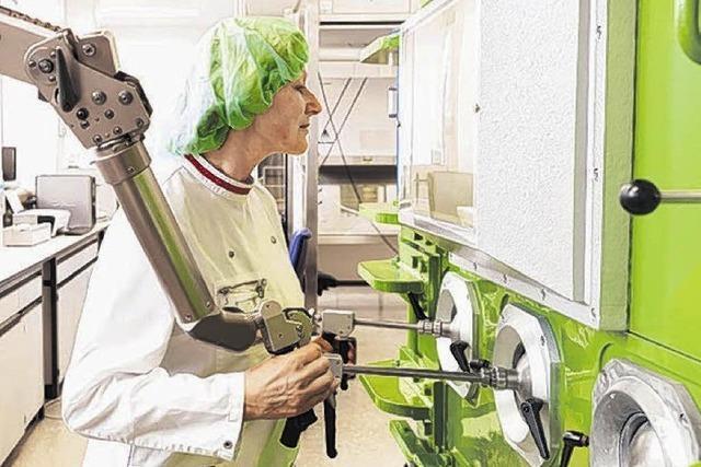 PSI produziert Krebskiller für Einsatz in Spitälern