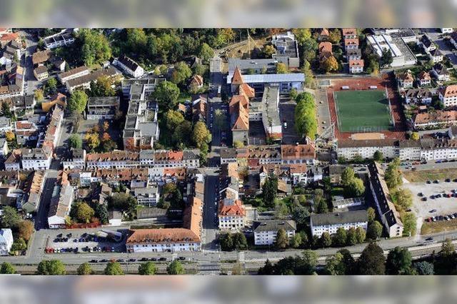 Profiliert als Schulstadt