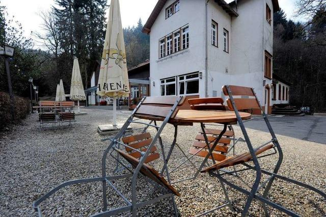 Das Freiburger Waldsee-Restaurant ist ein Ausflugsziel mit Geschichte