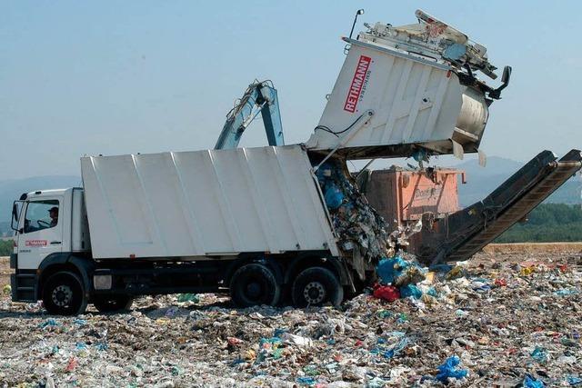 Die Freiburger Müllgebühren sind korrekt