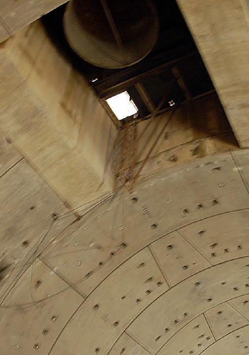 Sollte sich im Tunnel einmal Rauch bil...eiden Röhren – nach oben führt.   | Foto: langelott