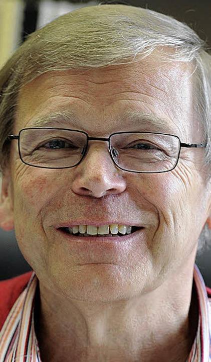 Meteorologe Helmut Mayer    Foto: schneider
