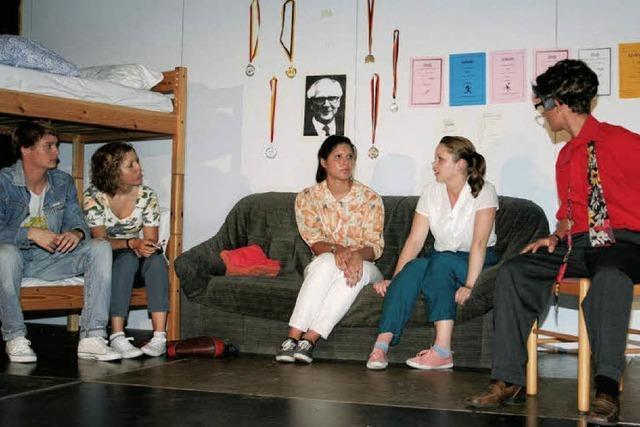 Schüler entwickeln Theaterstück zur DDR