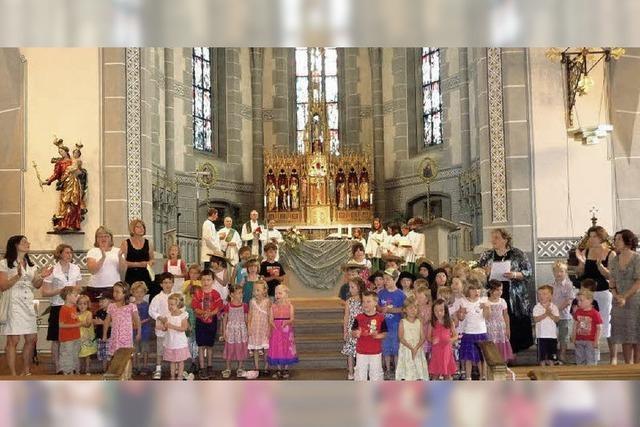 Katholischer Kindergarten für alle