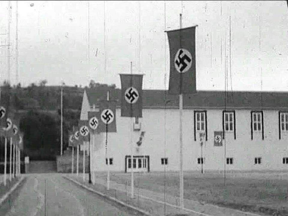 Szenen aus den alten Lahrer Filmen.  | Foto: Jörg Reitmeyer