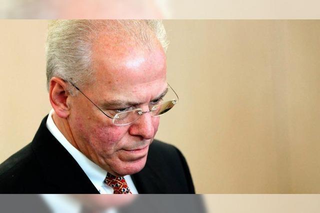 Erster deutscher Spitzenbanker wegen Finanzkrise verurteilt