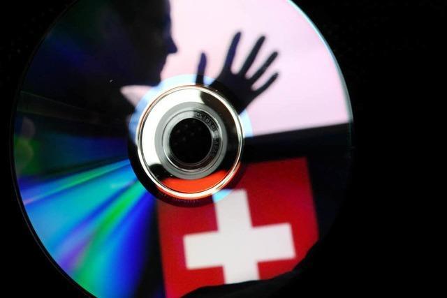 Razzia bei der Crédit Suisse wegen Steuer-CD
