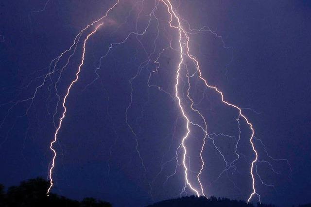 Unwetterwarnung für Südbaden – was sagt der Experte?