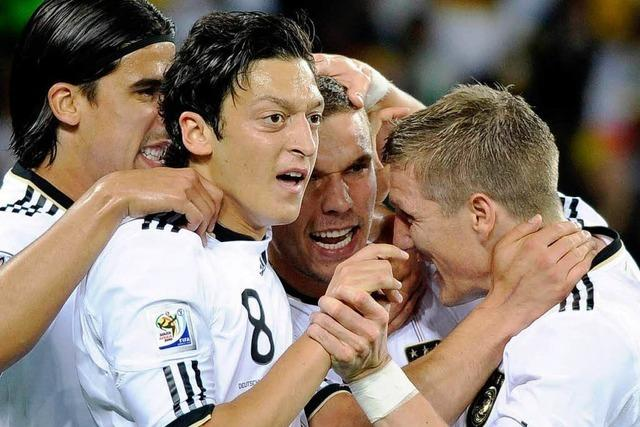 FIFA-Weltrangliste: Deutsche Nationalelf macht zwei Plätze gut