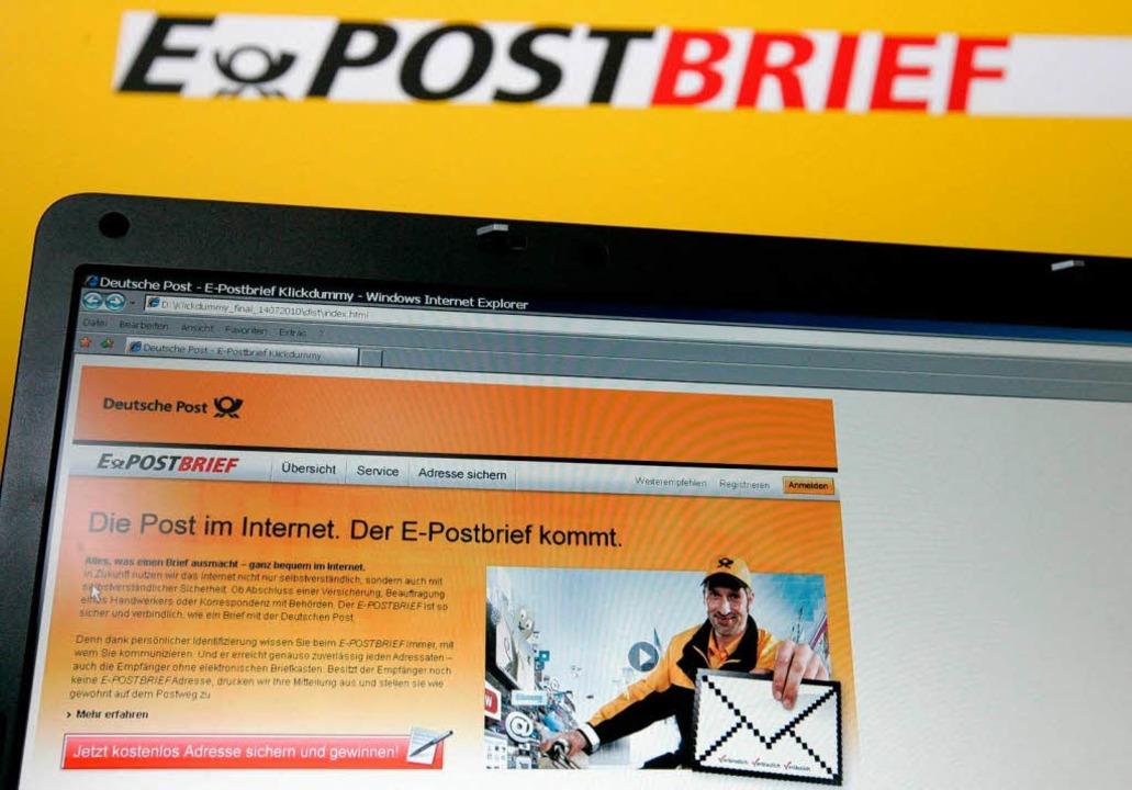 Post Versus Telekom Der Kampf Um Den Online Brief Geld