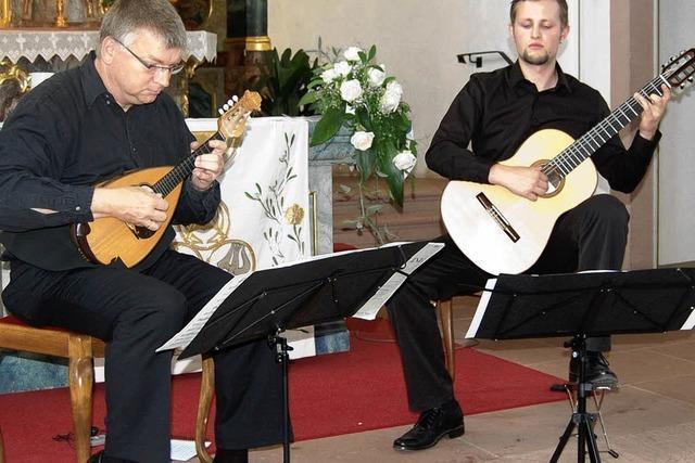 Besondere Klänge in der Pfarrkirche