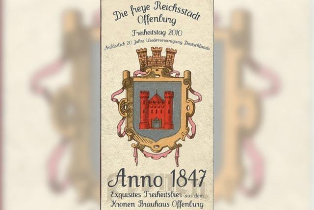 Dem Biergeschmack von 1847 angepasst