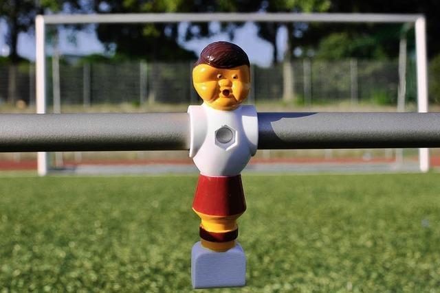 Heute wird der Ettenheimer Kicker-Champion gekürt
