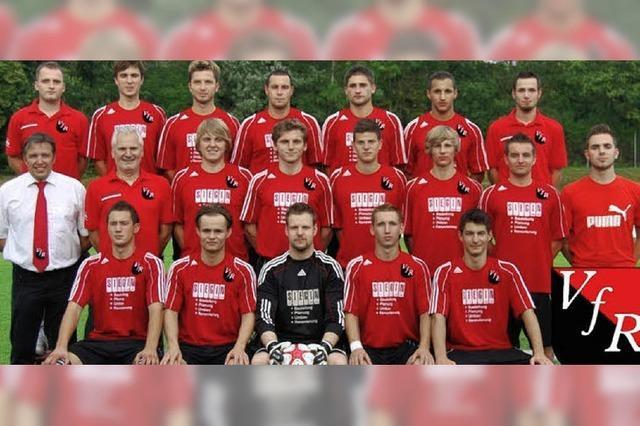 VfR Bad Bellingen rüstet auf für die kommende Saison