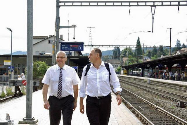 Priorität für die Regio-S-Bahn